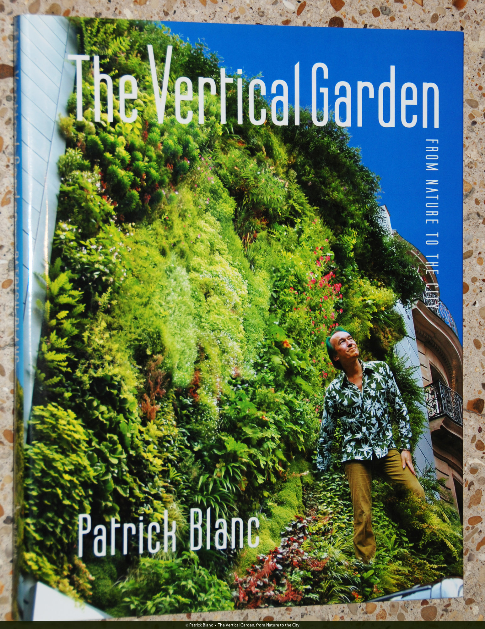 The Vertical Garden From Nature To The City Pdf