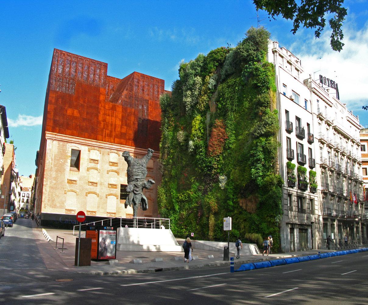 Caixa Forum Madrid May 2010
