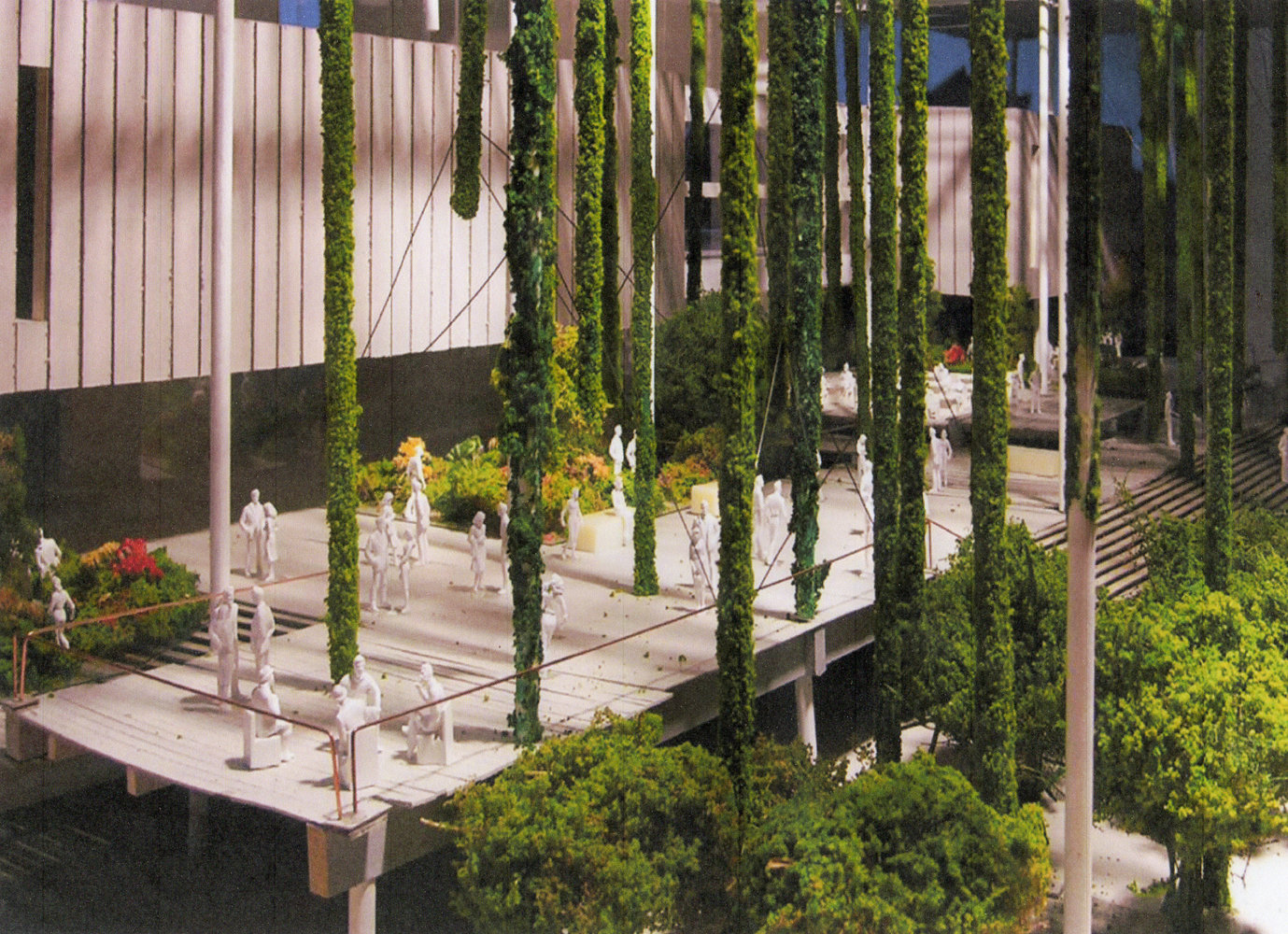 P rez art museum miami vertical garden patrick blanc for Home vertical garden