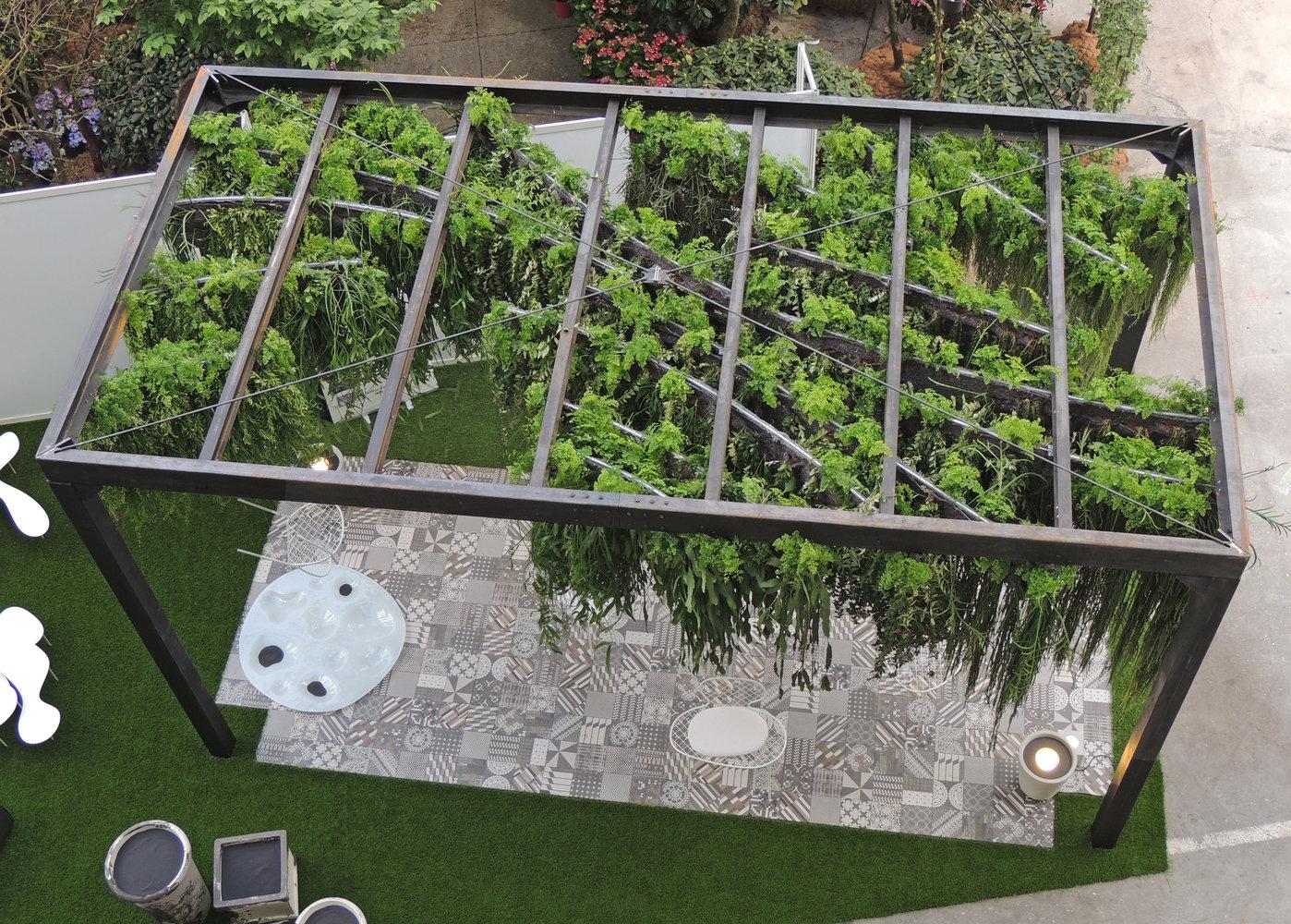 le ciel vert pour my design l art du jardin grand. Black Bedroom Furniture Sets. Home Design Ideas