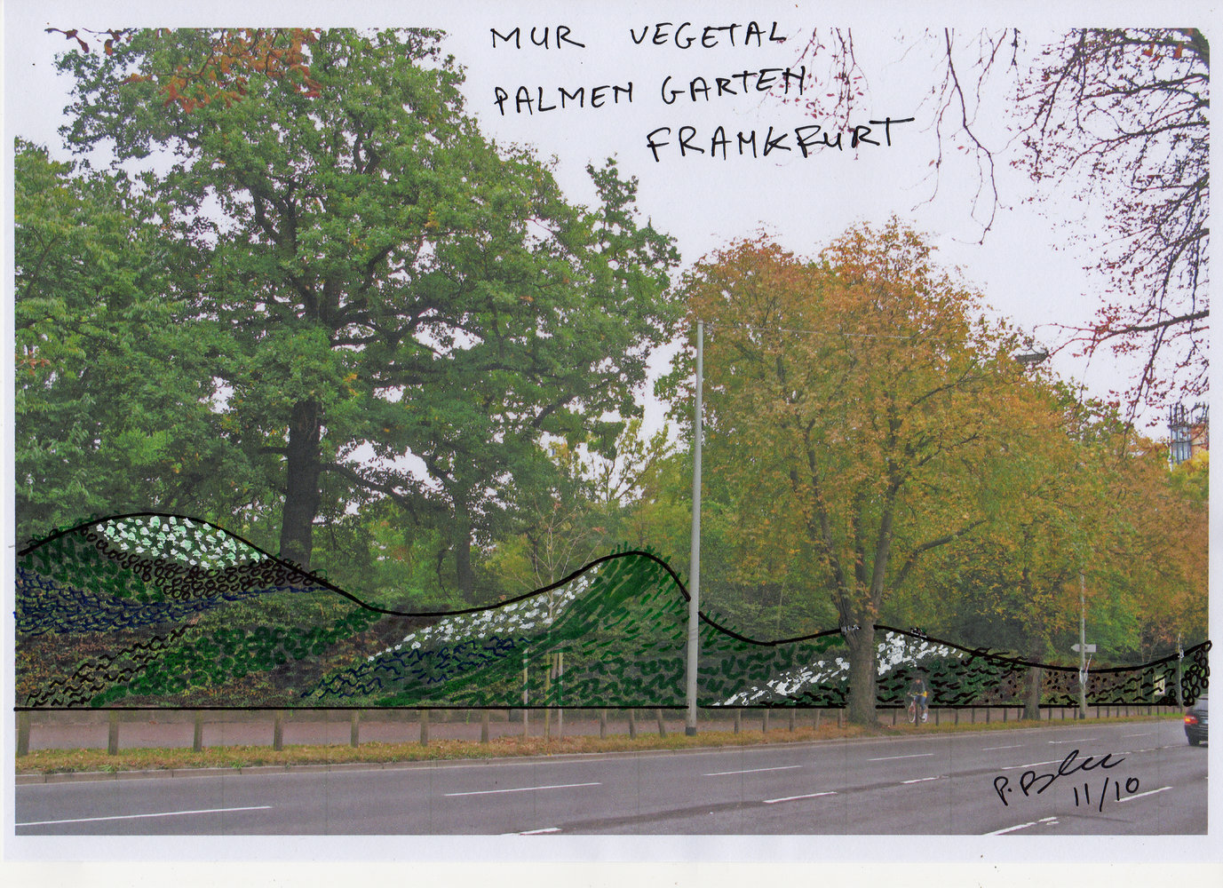 garten frankfurt, palmen garten, frankfurt | vertical garden patrick blanc, Design ideen