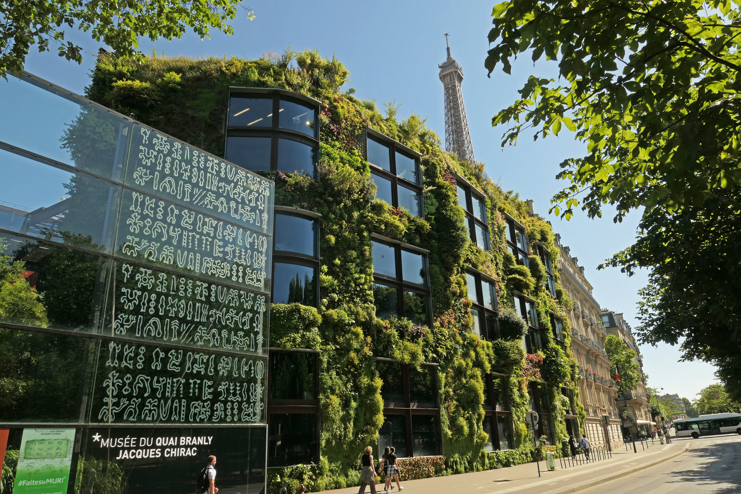 quai branly museum vertical garden patrick blanc. Black Bedroom Furniture Sets. Home Design Ideas